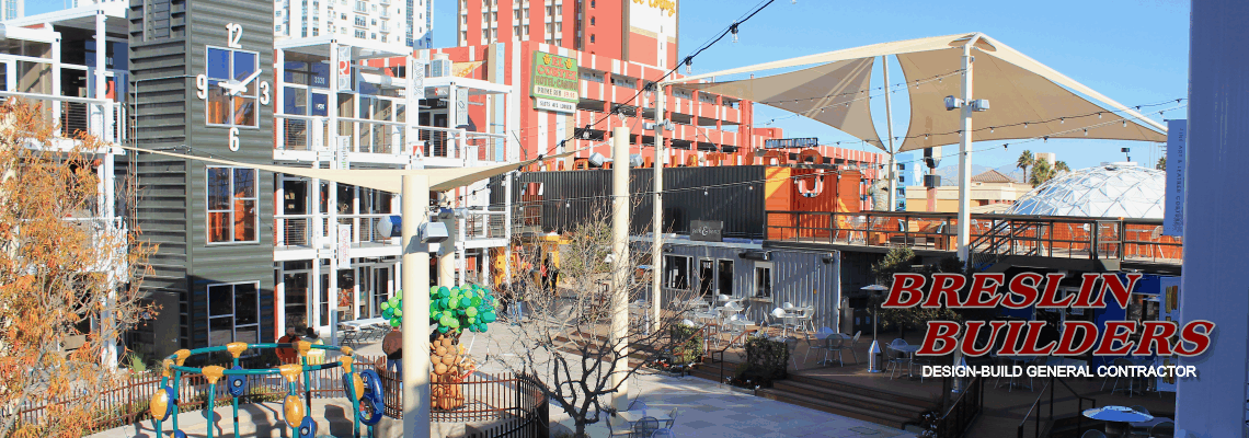 Container Park Banner