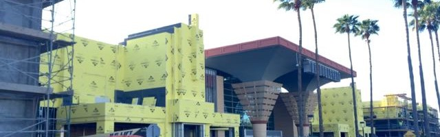 Boulevard Mall Facade Remodel Progress April 2015  - 5